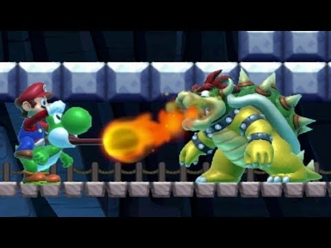 Super Mario Maker - 100 Mario Challenge #160 (Expert Difficulty)