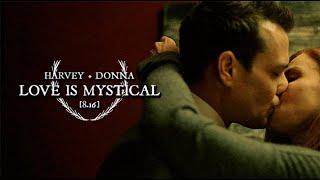 Donna Harvey Darvey Love Is Mystical 8x16