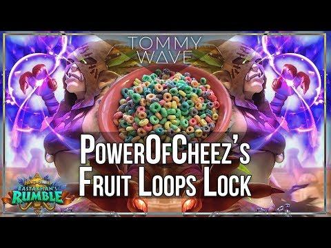 PowerOfCheez's Fruit Loops Warlock - Hearthstone Decks