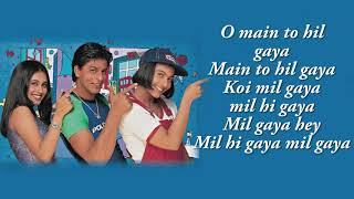 Koi Mil Gaya - Kuch Kuch Hota Hai | Shahrukh | Kajol | Rani