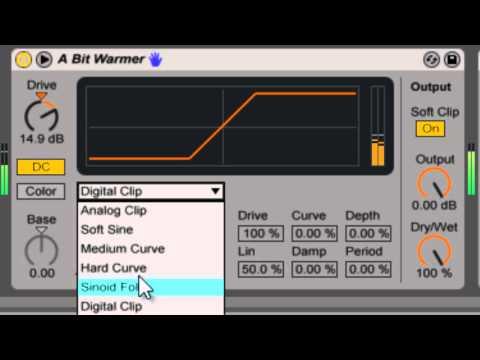 Waves J37 - sound test[Ableton live 9] - Full download