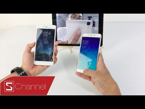 Download Schannel - Vivo V3 Max vs OPPO F1 Plus: Đọ cảm biến vân tay
