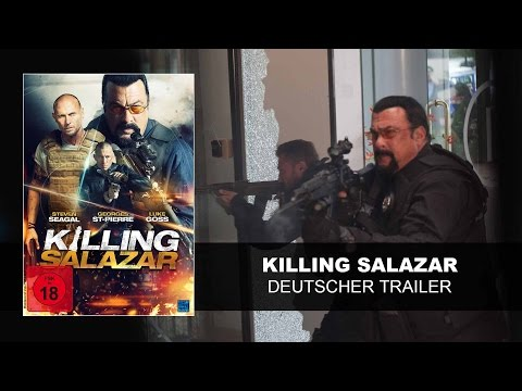 Killing Salazar (Deutscher Trailer) | Steven Seagal, Luke Goss| HD | KSM