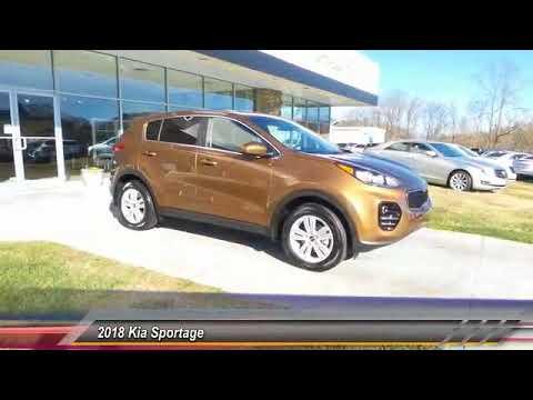2018 Kia Sportage New U2022 Rusty Wallace Auto U2022 Morristown, TN U2022 423 586 1441  Live K5190