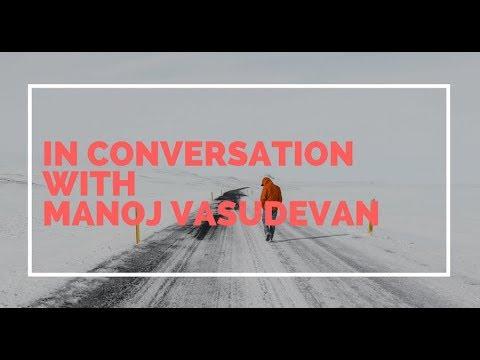In Conversation with Manoj Vasudevan Asianet TV  Interview