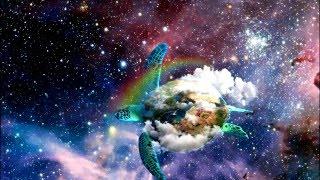 Урок GIMP   Земля на черепахе