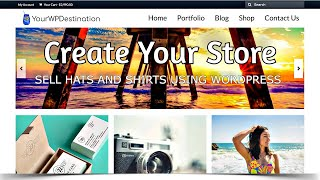 Create an Ecommerce Website in WordPress (Plus See Why it's Better Than Shopify)  2022