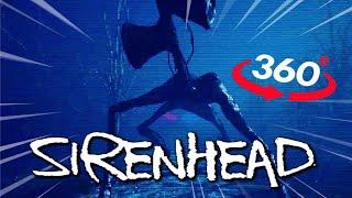Hunting the Siren Head 360 FNAF Part 2