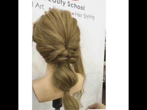 Bridal Hairstyles By Super Star Makeup Academy Senior Mua Berniss Law