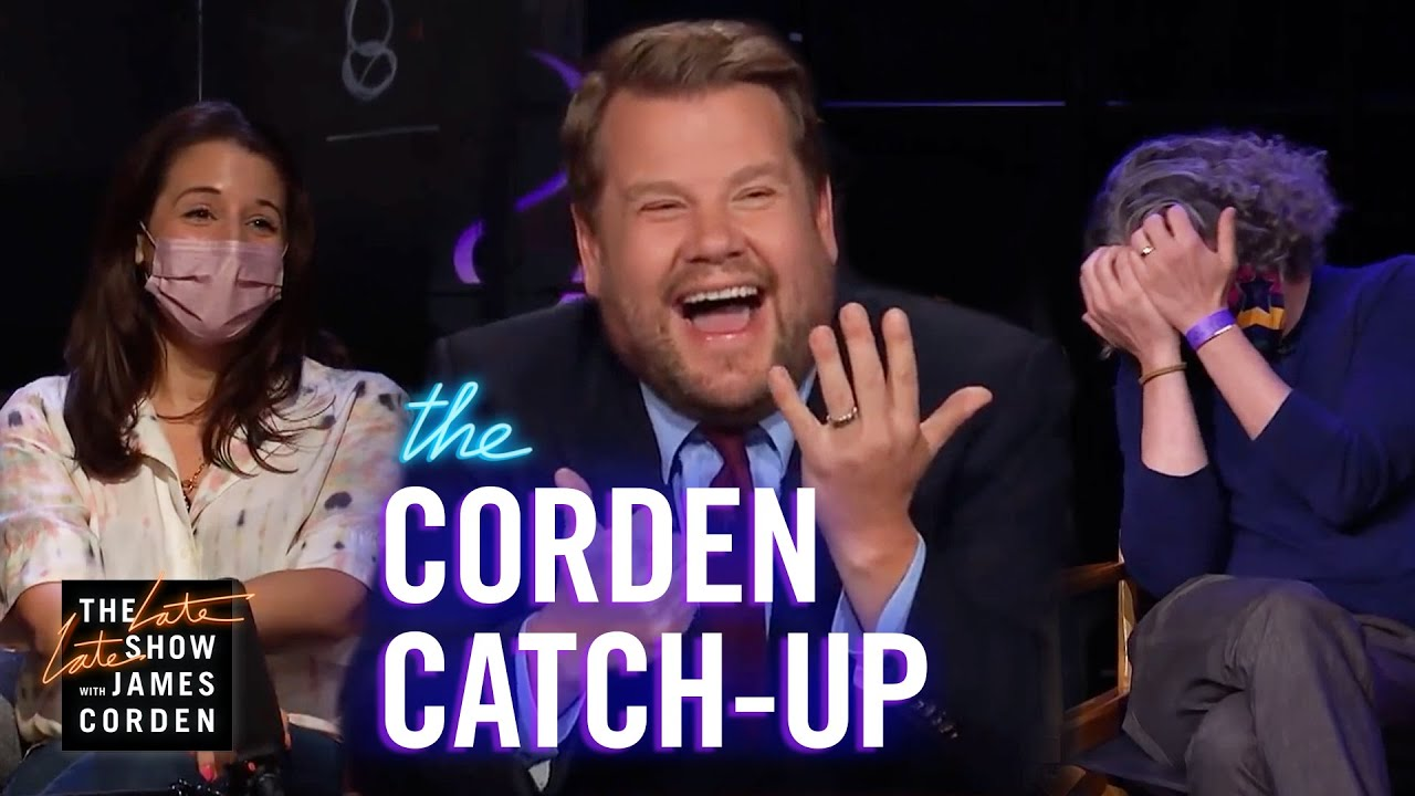 We're Basically a Podcast Review Show Now - Corden Catch-Up