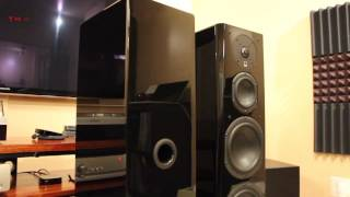 SVS Prime Tower Speakers Review