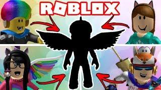 Gambar cover ROBLOX MISTURANDO OS AVATARES DOS YOUTUBERS JABUTI, FLOKIIS, DUDU BETERO, DIÁRIO DO CASAL GAMER