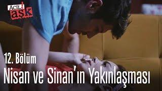 Nisan ve Sinan'ın yakınlaşması - Acil Aşk Aranıyor 12. Bölüm