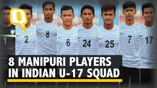 21 players have been named to represent India at the Under-17 World...