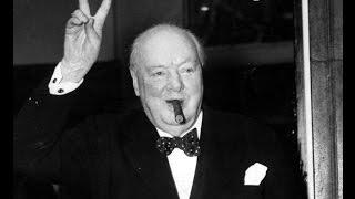 Уинстон Черчилль. Краткая биография. Великие люди. Аудиокнига.