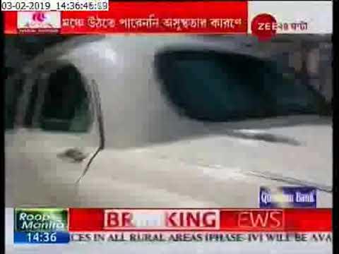 Buddhadeb Bhattacharjee attends Brigade after much speculation