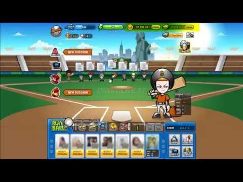 Cheat Baseball Heroes FB Free Coins And Credits