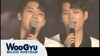 Video Woohyun sings 'I Love You (사랑합니다)' download MP3, 3GP, MP4, WEBM, AVI, FLV Agustus 2018