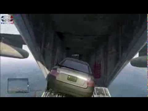comment ouvrir la trappe du titan gta v