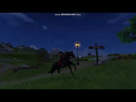 клип как на лошади