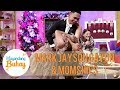 30th SEA Games Dancesport Gold Medalist Mark teaches the Momshies the waltz   Magandang Buhay