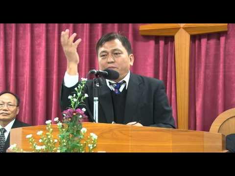 TKBC Message (God is our refuge and strength) Rev.Dr.Hkalam Sam Son ,KBC (Amu Madu)