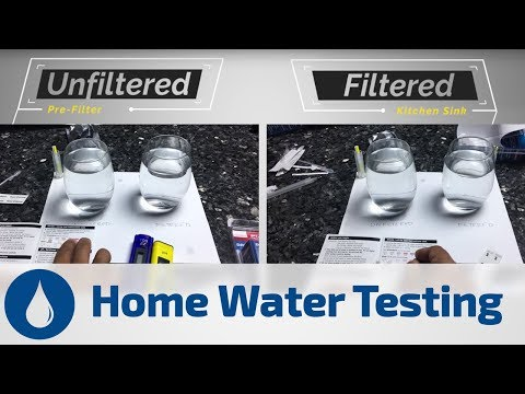 Best Water Test Kit Review: How to check the quality of water in your Home to keep your Family Safe