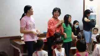 lagu rohani anak sekolah minggu - happy ya ya ya happy ye ye ye