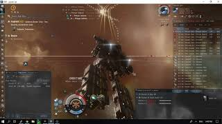 EVE Online Venture DED 4 Guristas (Short Version). Awesome loot at the end.