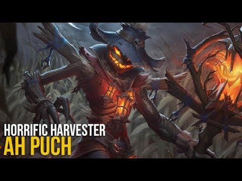 NEW SKIN for Ah Puch - Horrific Harvester