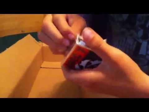 Unboxing(ccs)p.rod