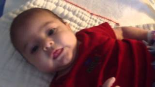 Zack Another Cloth Diaper Changing Table Vid