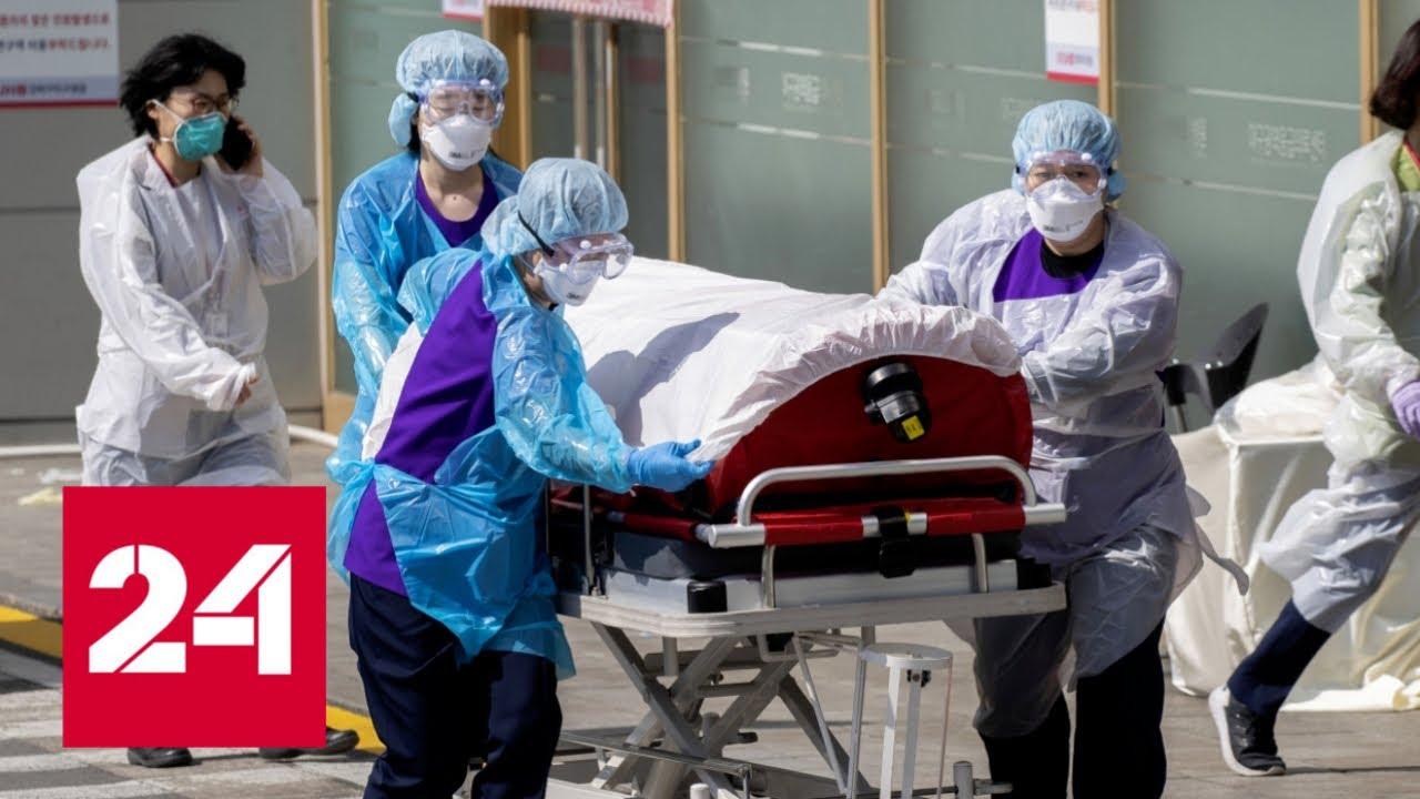 Коронавирус добрался до Петербурга: госпитализирован студент из Италии. 60 минут от 05.03.20