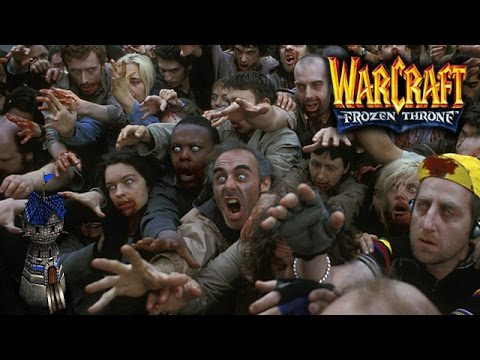 видео: warcraft 3/maps #26: ну очень глупые Зомби!