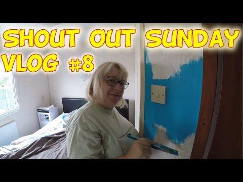 Shout Out Sunday Vlog #8 Down The Caravan