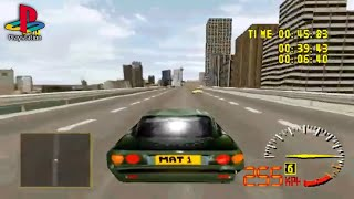 Test Drive 5 (PS1) - Cup Race - Masters Cup