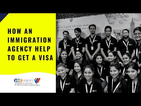 How an Immigration Agency Help to Get a Visa - Radvision World Consultancy