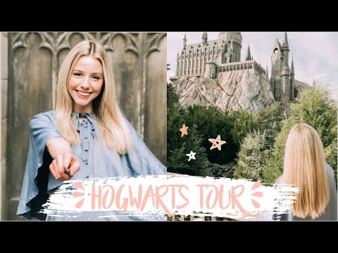 HOGWARTS TOUR | WIZARDING WORLD OF HARRY POTTER