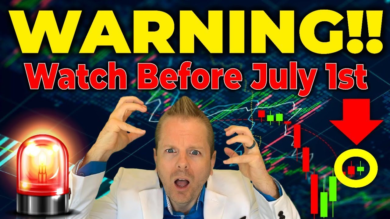 BITCOIN WARNING: WATCH THIS BEFORE JULY 1ST!! (be ready!)