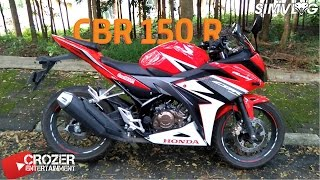 Review? Testride 2016 All New CBR150R Honda Racing Red