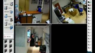 Présentation du Logiciel de video surveillance AVIDEON IP
