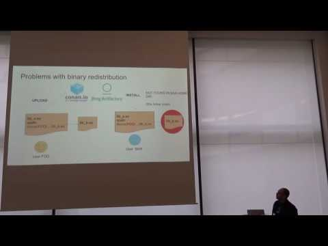 Lightning Talks Meeting C++ 2016 - Luis Martinez de Bartolome - Rpath and binary reuse