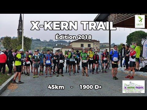 X-KERN TRAIL 12018