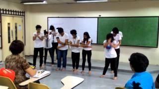 G11-41 INTERPRETATIVE DANCE (GROUP 3)