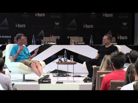 Paul Van Dyk - IMS 2013 - Keynote Interview