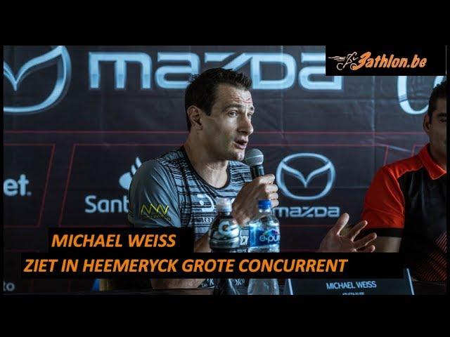 Michael Weiss klaar om zijn titel in Cozumel te verdedigen