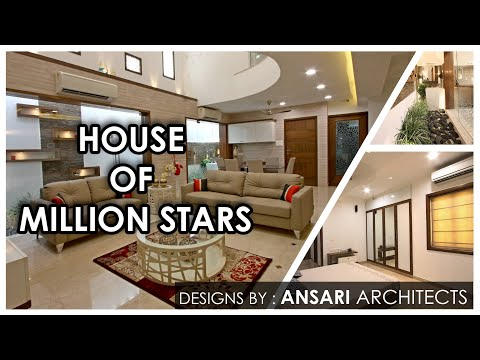 House of Million Stars, Designed by Ansari Architects (Tamil)