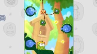 Детская Игра Мультфильм - Ам Ням 2, Новое приключение. Cut The Rope 2, New adventure #2