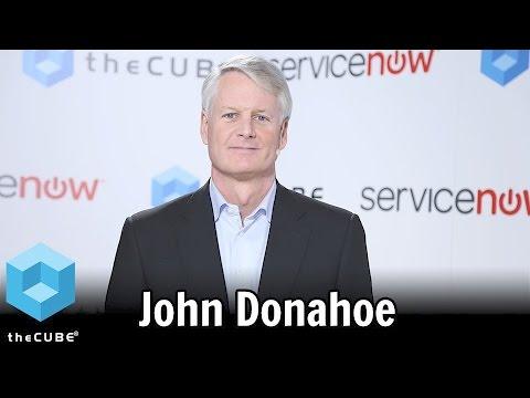 John Donahoe, ServiceNow | ServiceNow Knowledge 2017