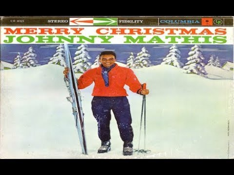 Johnny Mathis - Merry Christmas [Full Album] (Columbia Records 1958) Mp3
